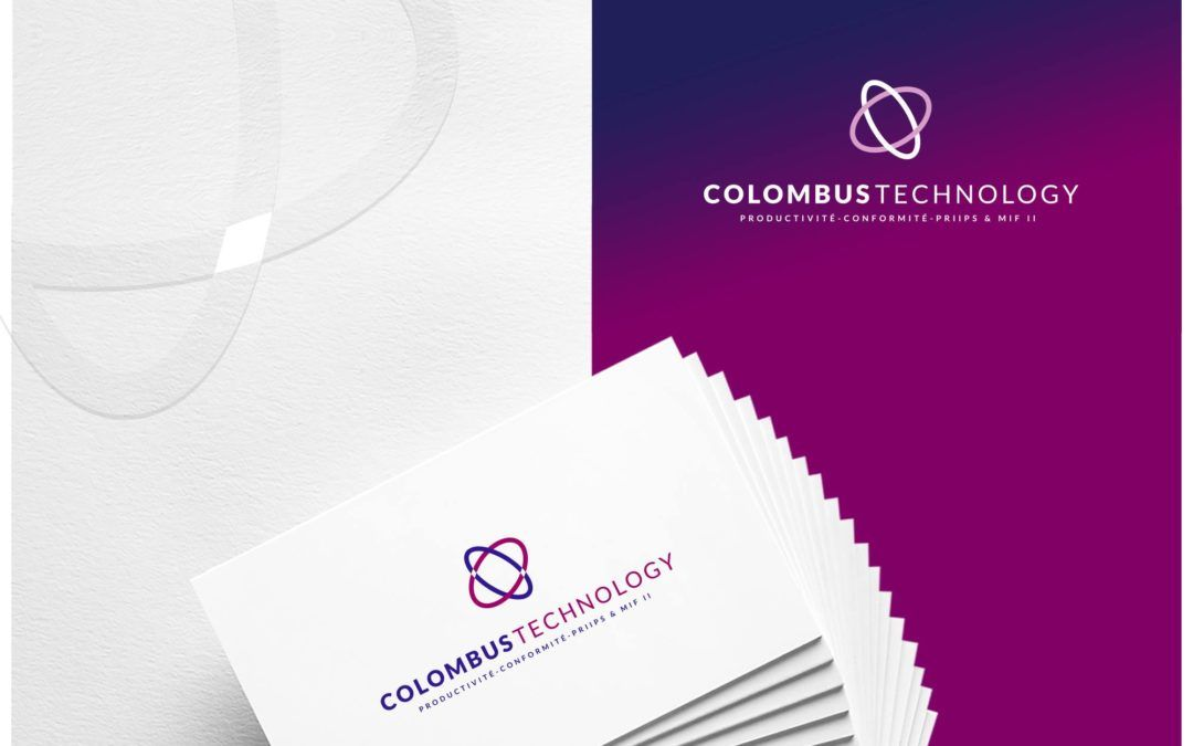 Colombus Technology | Logotype & Cartes de visite